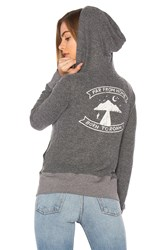 Mate The Label Far From Home Bry Hoodie Gray