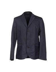 French Connection Suits And Jackets Blazers Men Slate Blue