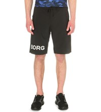 Bjorn Borg Pace Jersey Shorts Black