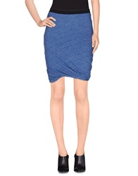 American Vintage Skirts Knee Length Skirts Women Blue