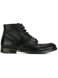 Dolce And Gabbana 'Siracusa' Boots Black