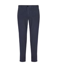 Boss Regular Fit Crigan Chinos Navy