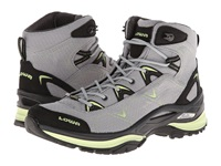 Lowa Ferrox Gtx Mid Ws Light Grey Mint Women's Shoes Gray