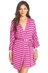 Honeydew Intimates 'All American' Robe Pink