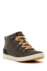 Ahnu Fulton Mid Waterproof Sneaker Brown