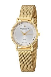 Stuhrling Women's Lady Casatorra Elite Watch Metallic