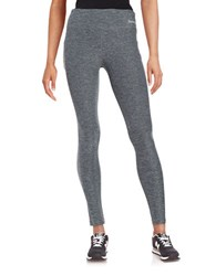 Bench Textured Knit Leggings Grey