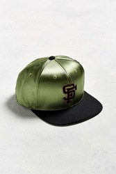 American Needle Babomb San Francisco Giants Baseball Hat Olive