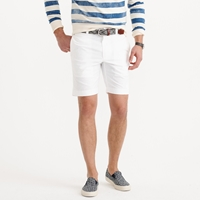 J.Crew 9' Stanton Short In Yarn Dyed Oxford Cloth