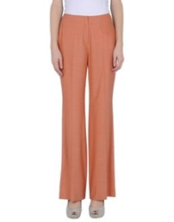Laurel Casual Pants Salmon Pink