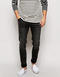 Weekday Jeans Form Super Stretch Skinny Fit Grey Moon Greymoon