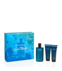 Davidoff Cool Water Man Gift Set Edt 125Ml Male