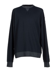 Blauer Sweatshirts Dark Blue