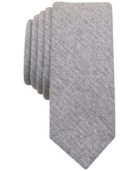 Penguin Men's Santa Monica Solid Tie Gray