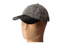 San Diego Hat Company Cth4109 Tweed Knit Ball Cap Black Caps