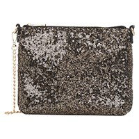 Oasis Sequin Pouch Gold