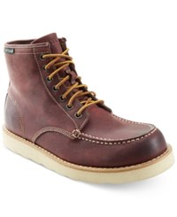 Eastland Shoe Eastland Lumber Up Boots Men's Shoes Oxblood