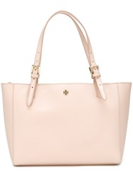 Tory Burch 'York' Tote Nude Neutrals