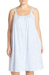 Plus Size Women's Lauren Ralph Lauren Cotton Jersey Chemise