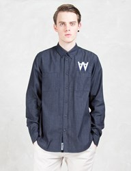 Wood Wood Pontus L S Shirt