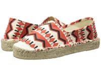 Chinese Laundry Elson Coral Tribal Women's Slip On Shoes Brown