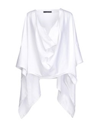 Kai Aakmann Capes White