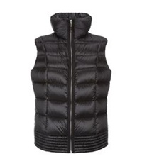 Escada Sport Milanai Quilted Gilet Pink