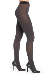 Hue Women's 'Ultra 70D' Opaque Seamless Tights Graphite Heather