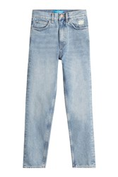 Mih Jeans Straight Leg Blue