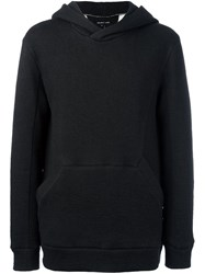 Helmut Lang Hooded Sweatshirt Black