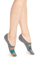 Pendleton Women's 'Serape Stripe' Low Profile Socks