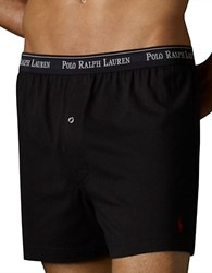 Polo Ralph Lauren Boxer Short Set Black