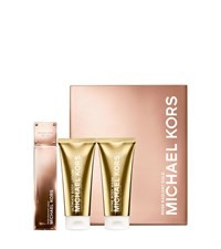 Michael Kors Gold Collection Rose Radiant Gold Mother's Day Gift Set