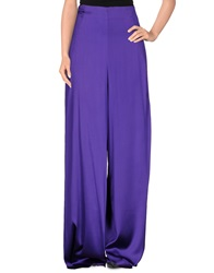 Douuod Casual Pants Purple