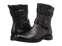 Ecco Shape 25 Boot Black Cow Leather Women's Boots