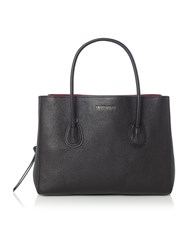 Coccinelle Celly Black Ew Tote Bag Black