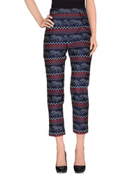 Emma Cook Trousers Casual Trousers Women Blue