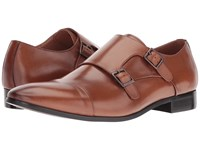 Dune Reynolds Tan Leather Men's Shoes