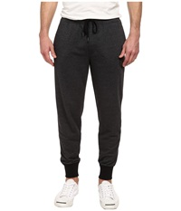 Core Plus French Terry Pant Converse Black Men's Casual Pants