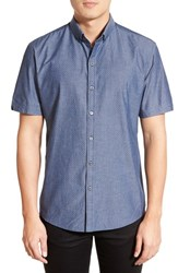 Men's Zachary Prell 'Broderick' Trim Fit Dobby Sport Shirt
