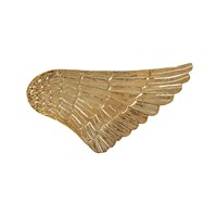 Nima Oberoi Lunares Wing Platter Gold Small