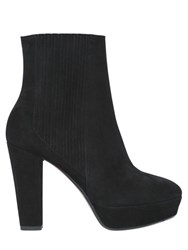 Sonia Rykiel 120Mm Suede Ankle Boots