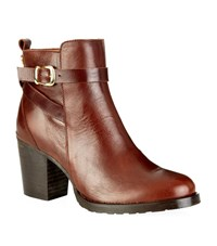 Kurt Geiger London Sofie Leather Ankle Boot Female