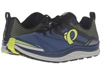 Pearl Izumi Em Trail N 3 Blue Depths Lime Punch Men's Running Shoes