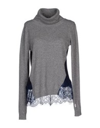 Guardaroba Turtlenecks Grey