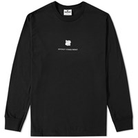 Undefeated Long Sleeve Licensed Product Tee Black