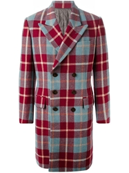Jean Paul Gaultier Vintage 'Like A Prayer' Tartan Coat