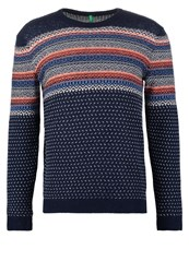United Colors Of Benetton Jumper Blue