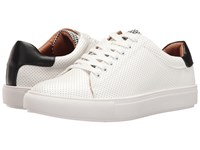 Steve Madden Hester White Men's Lace Up Casual Shoes
