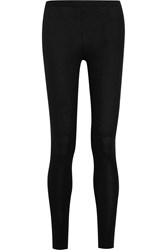 Donna Karan Cashmere Blend Leggings